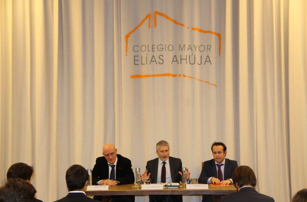 Conferencia D. Fernando Grande-Marlaska