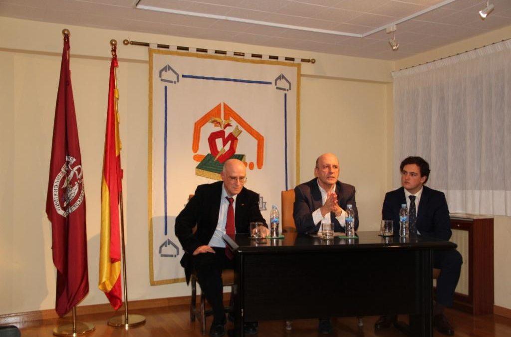 Conferencia D. José Antonio Zarzalejos